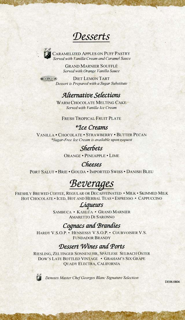 carnival breeze menus Quotes : carnivalvalordinnermenuday6desserts from quoteimg.com size 640 x 1104 jpeg 145kB