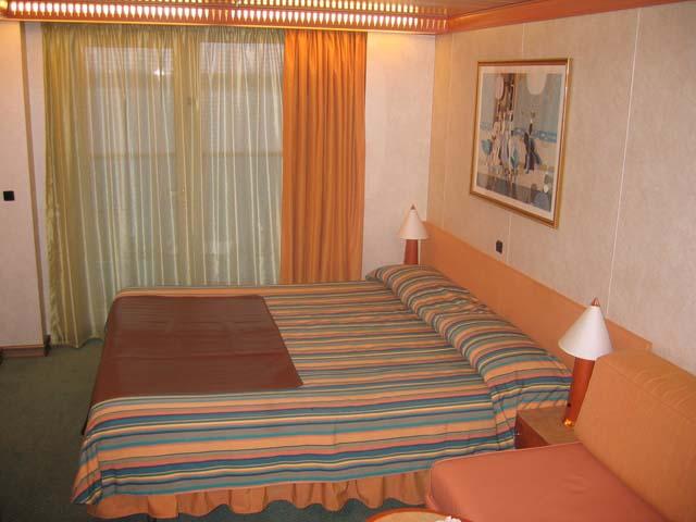 Cruiseclues Costa Cruises Costa Mediterranea Balcony
