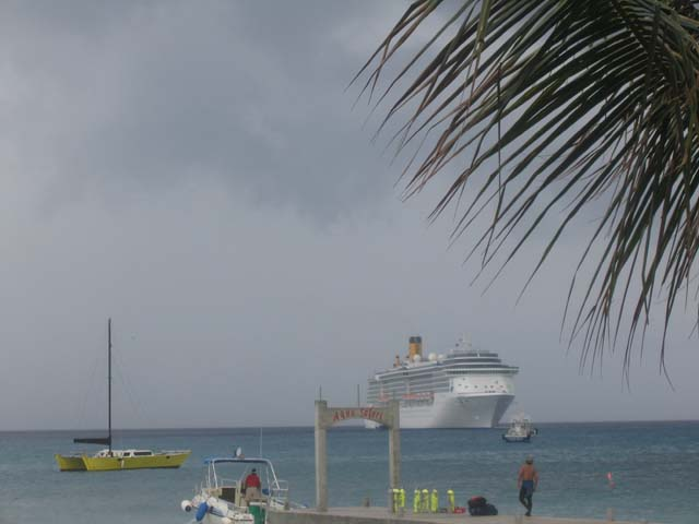 Cruiseclues Costa Cruises Costa Mediterranea Western