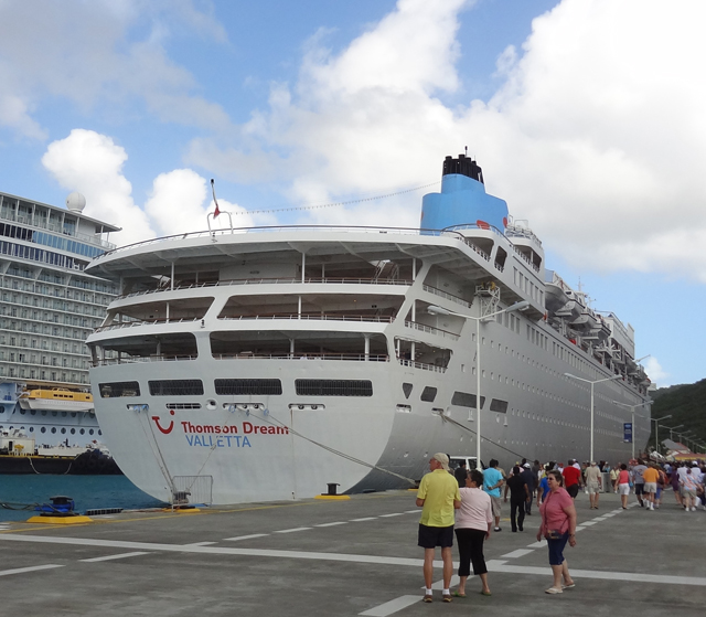 Thomson Dream Reviews Deck Plan Webcam Cabins Video Blog - Marco polo cruise ship dress code