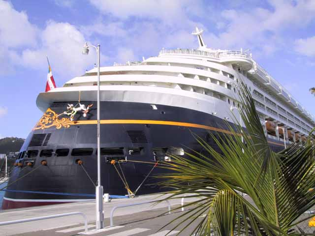 Cruiseclues  Disney Magic  St Thomas