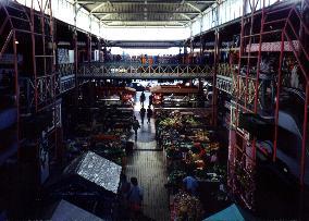 Papeete, Tahiti Market View 2